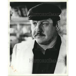 1980 Press Photo Alex Karras Detroit Lions Mad Duc - RRQ08395
