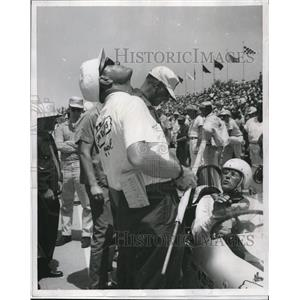 1952 Press Photo Troy Ruttman American Race Car Driver - RRQ08633