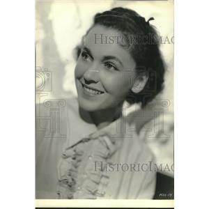 1938 Press Photo Maureen O'Sullivan, actress - lrz00711