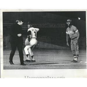 1972 Press Photo Denver Bears Ragland Wichita North - RRQ20147