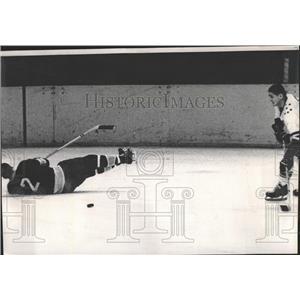 1964 Press Photo San Francisco's Hockey Larry McNabb - RRQ20485