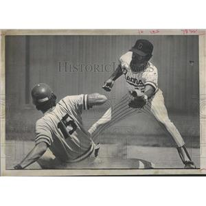 1974 Press Photo Denver Minor League Baseball - RRQ20669