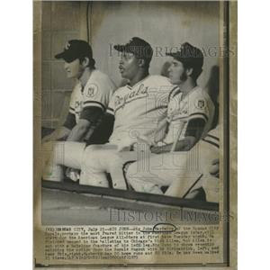 1973 Press Photo John Mayberry Major League Baseball pl - RRQ18565