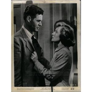 1965 Press Photo Robert Ryan actor Act of Violence film