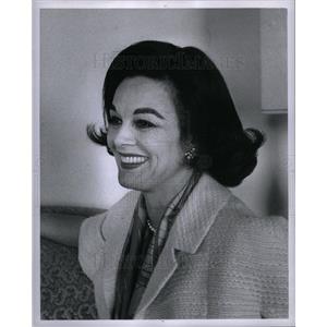 1962 Press Photo Pat Medina actress england
