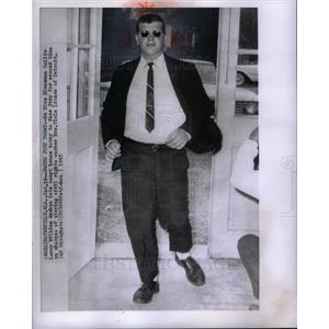 1965 Press Photo Collie Leroy Wilkins Slaying Liuzzo