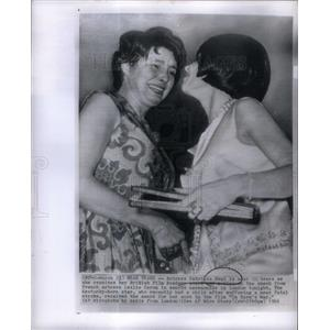1966 Press Photo Patricia Neal  actress