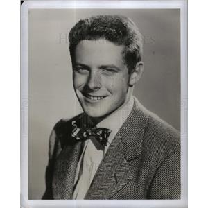 1951 Press Photo Richard Tyler