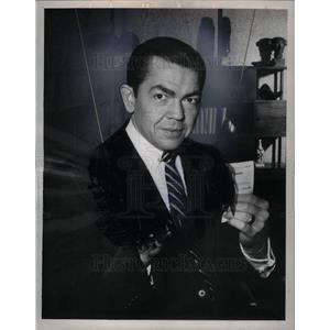 1955 Press Photo Marvin Miller