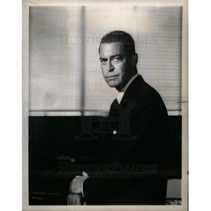 1955 Press Photo Chester Morris