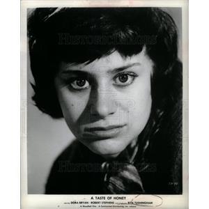 1962 Press Photo Rita Tushingham English actress