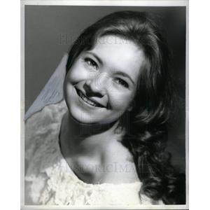 1963 Press Photo Norma Simpson