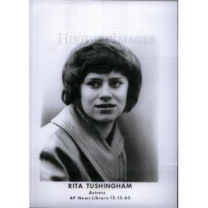 1965 Press Photo Rita Tushingham Actress
