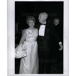1965 Press Photo Abraham Shiffman