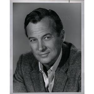 1966 Press Photo MARK MILLER television actor