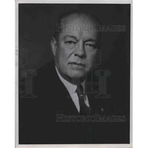 1955 Press Photo Frank C. Samford - abna39444