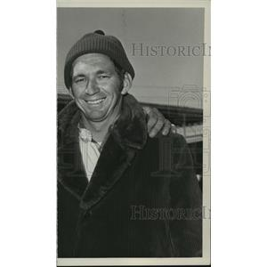 1970 Press Photo Donnie Allison, NASCAR Driver from Florida - abns06622