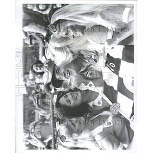 1975 Press Photo Bernie Parsuns International Speedway - RRQ40427