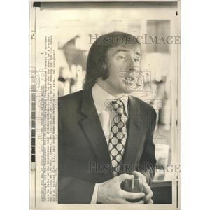 1970 Press Photo Treacherous Edge World racing champion - RRQ52689