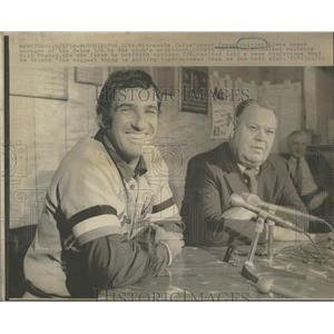 1972 Press Photo Frank Quilici Manager of Minnesota - RRQ53703
