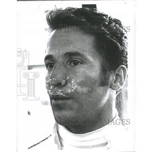 1969 Press Photo Mario Gabriele Andretti Racing Driver - RRQ11049