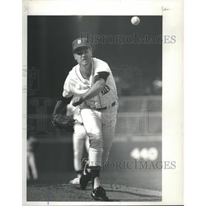 1993 Press Photo Frank Tanana League Baseball Pitcher - RRQ29195