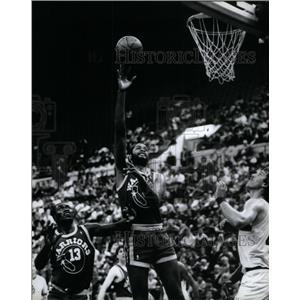 Press Photo Joe Barry Carrol Basketball Player GoldenStateWarriors - RRQ43501