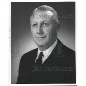 1962 Press Photo Henry P. Johnston of Birmingham, Alabama - abna34744