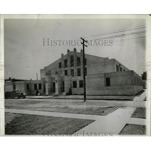 1939 Press Photo New State Guard Armory Champaign Ill - RRW61229