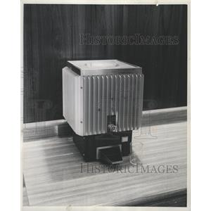 1961 Press Photo Water cooler designed business office - RRW41305