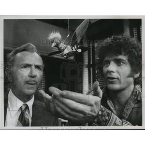 "1969 Press Photo United States Actor Robert Foxworth in ""Sadbird"" - mjp15452"