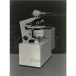 1969 Press Photo Micro Projection Instrument - RRW76981