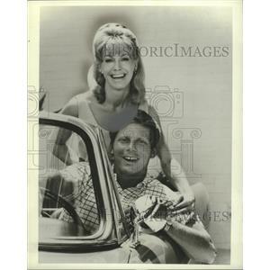 1969 Press Photo Actress E.J. Peaker