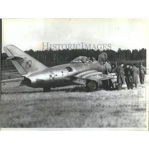 1979 Press Photo Frank Jarecki Pilot Air Fighter