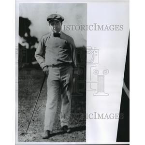 1917 Press Photo Milwaukee sports figure, golfer A.A. 'Augie' Jonas - mjt03974
