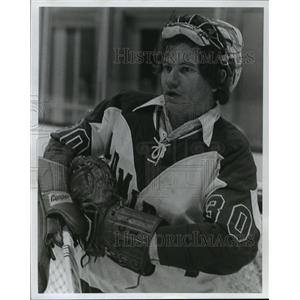 1973 Press Photo Milwaukee jockey player and sportscaster, Roy Boyle - mjt02428