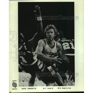Press Photo Portland Trail Blazers basketball player Dave Twardzik - sas16359