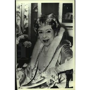 1978 Press Photo Silent movie era actress Mary Pickford. - mjp41669