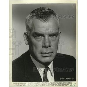 1965 Press Photo Lee Marvin stars in Ship of Fools. - mjp43480