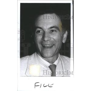 1985 Press Photo Jacek Jurzak Poland United States Spy