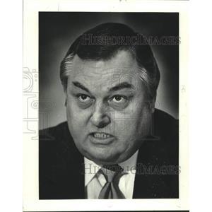 1983 Press Photo John A. Liljeberg, Aviation Board member - nob58005
