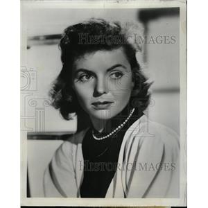 1958 Press Photo Dorothy McGuire American Film Actress - RRW13785