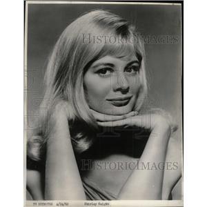 1962 Press Photo Shirley Enola Knight American Sweet - RRX73003