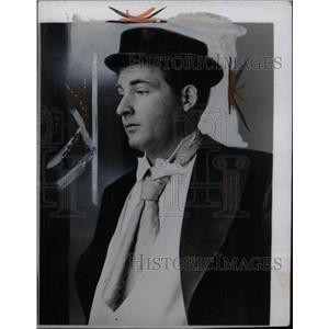 1954 Press Photo Sid Caesar American Comic Actor - RRW73017