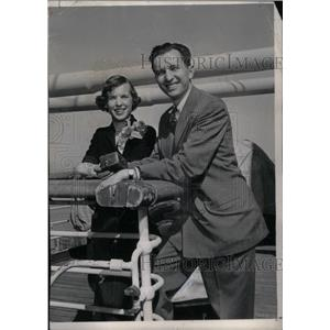 1962 Press Photo Bruce Alexander English actor perhaps - RRX33555