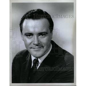 1968 Press Photo Jack Lemmon American Actor - RRW14033