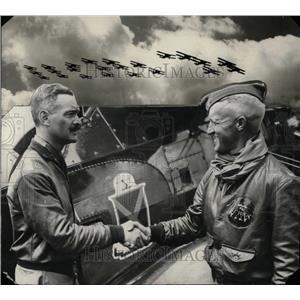 1931 Press Photo Capt Frank David Hamilton Stephen War - RRW67801