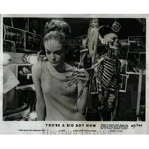1967 Press Photo Elizabeth Hartman American Actress - RRW05811