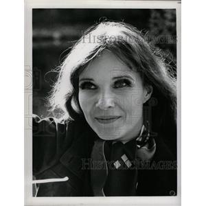 1973 Press Photo Janice Rule American Actress - RRX73775