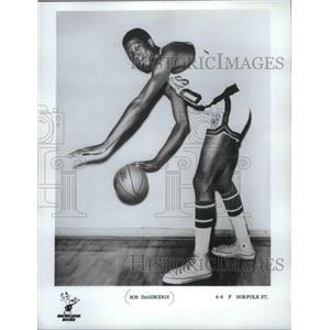 1970 Press Photo Milwaukee Bucks basketball player, Bob Dandridge - mjt07475